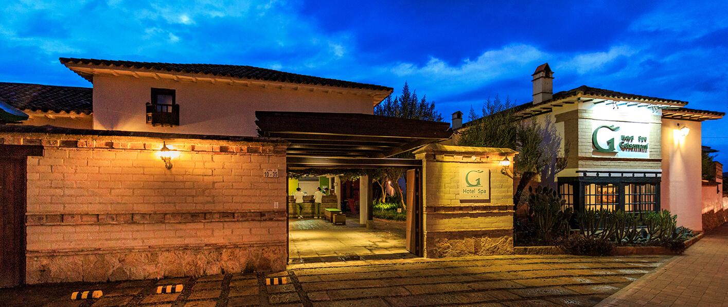 Villa Inglés @ Hotel Getsemani